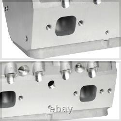 Tête De Cylindre À Barres En Aluminium Pour Moteur Chevy Small Block Sbc 302/327/350/384/400