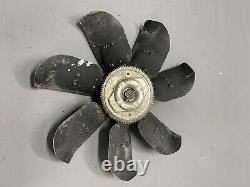 Ventilateur De Refroidissement Radiateur Chevy Oem Date Code M69 69-70 Camaro Chevelle Nova Z28 Ss