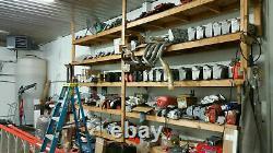 Vintage Chevy Speedshop Blowout Moteur (big Spécial Ou Rare & Small Block)